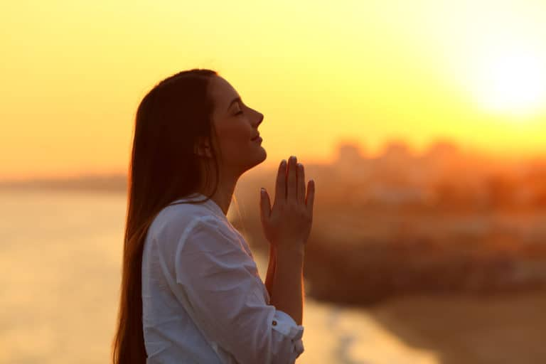 A Prayer For When You Are Anxious